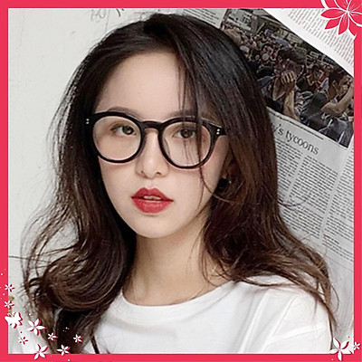 HOT - Kính nam nữ GM hai chấm dọc mắt mèo siêu Hot phong cách Hàn quốc mới nhất [GM01]
