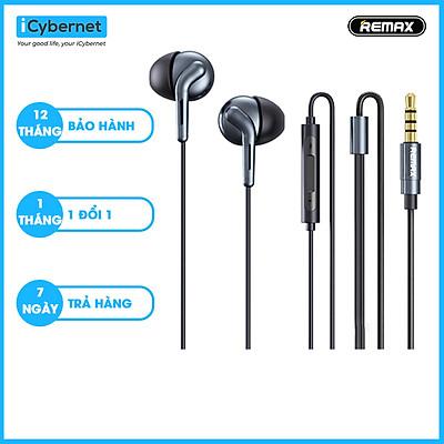 Tai nghe HiFi Headphone có dây siêu nhẹ Remax RM-595 [Hàng chính hãng]