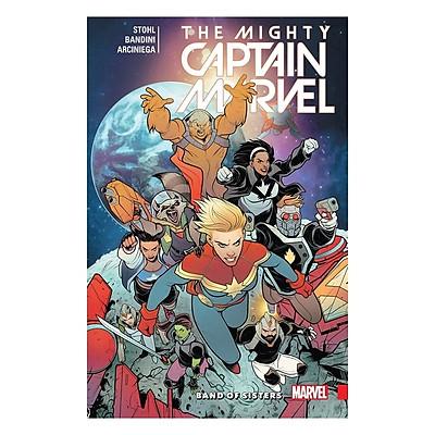 Marvel Comics: Mighty Captain Marvel Vol 2