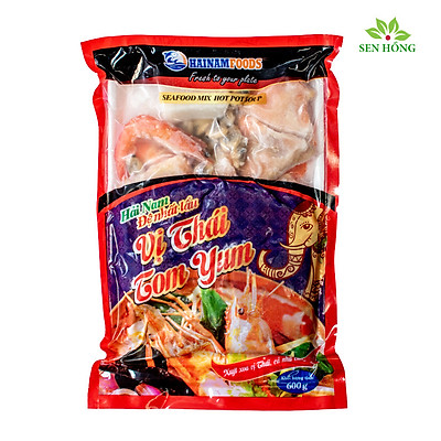 [Chỉ Giao HCM] - Lẩu Thái Tom Yum Hải Nam 600gr