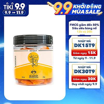 Mơ vàng Thổ Nhĩ Kỳ sấy dẻo DK HARVEST 250g