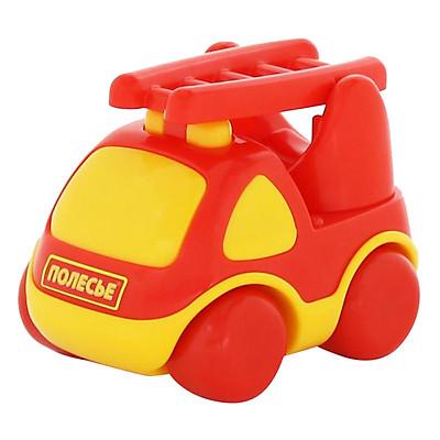 Đồ Chơi Xe Cứu Hỏa Carat Polesie Toys - Giao màu ngẫu nhiên