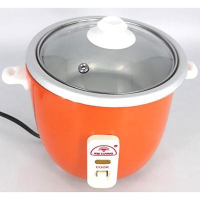 Nồi cơm điện Mini Kim Cương 0.3L  - Chỉ 1 người ăn - Hàng chính hãng