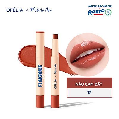 Son Ofélia x Miracle Apo Flawsome Glow Lip (2g)
