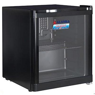 TỦ MÁT MINI ALASKA 50 LÍT LC-50 NHÔM (R600A) -hàng chính hãng (màu đen)
