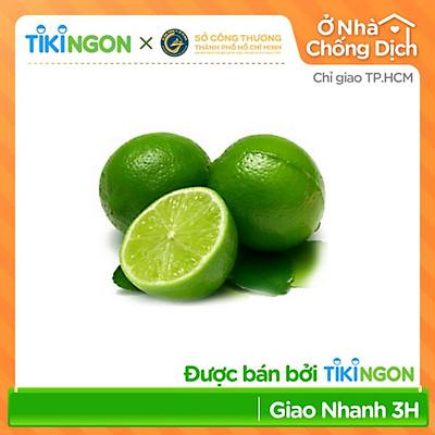 [Chỉ giao HCM] - Chanh bông tím Bến Tre nhiều nước - được bán bởi TikiNGON - Giao nhanh 3H