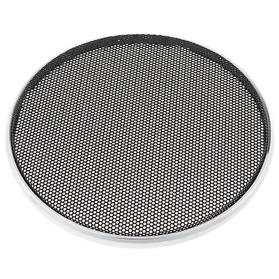 Speaker Decorative Round Subwoofer Mesh Grill Cover