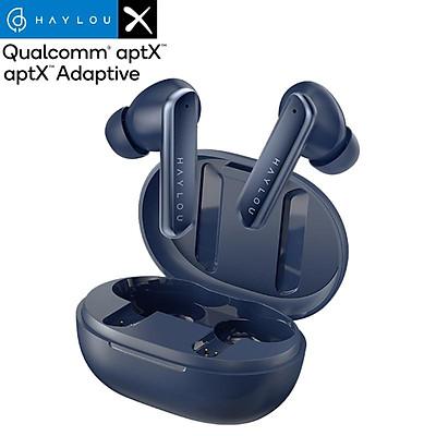 Tai nghe Xiaomi Haylou W1 Aptx Tai nghe Bluetooth 5.2, Phần ứng cân bằng Knowles & Trình điều khiển động 7.2mm Âm thanh không dây HiFi
