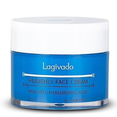 Kem Dưỡng ẩm trắng sáng da mặt Hàn Quốc Lagivado Heavenly Face Cream 50 ml
