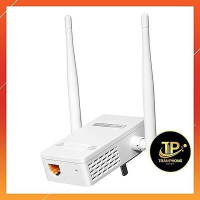 Bộ mở rộng sóng WiFi TOTOLINK EX200 - Hàng Chính Hãng