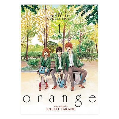 Orange: The Complete Collection 1 - Lá Thư Từ Tương Lai (English version)