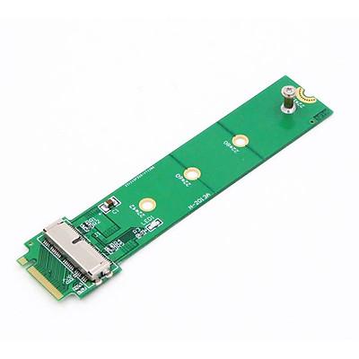 Bộ chuyển đổi ổ cứng SSD M2 sang M.2 NGFF PCIE X4 cho MacBook Air Mac Pro 2013 2014 2015 A1465 A1466 M2 SSD