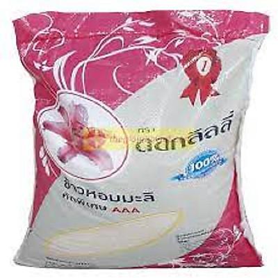 Gạo Tám Campuchia - bao 10kg