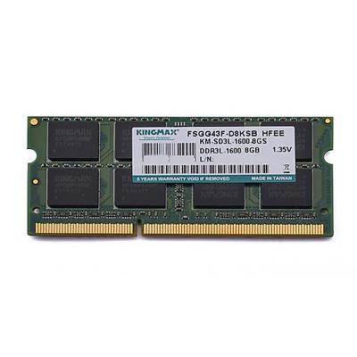 Bộ nhớ ram laptop Kingmax 8GB DDR3L 1600MHz - Hàng Chính Hãng