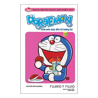 Doraemon - Chú Mèo Máy Đến Từ Tương Lai Tập 10 (Tái Bản 2019)