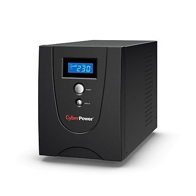 Bộ lưu điện UPS CyberPower 1200VA, AVR, 230V, VALUE1200ELCD chuẩn ổ cắm AS  - Hàng Chính Hãng