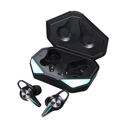 Tai nghe Bluetooth K5 TWS  chơi game 45ms không dây âm thanh nổi 9D Hifi