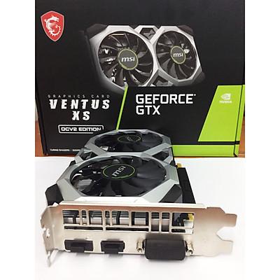Card đồ họa VGA MSI GeForce GTX 1650 D6 VENTUS XS OCV2_912-V809-3655 – CARMH103 - Hàng chính hãng