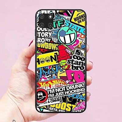 Ốp lưng điện thoại dành cho Realme C12 Hình Graffiti