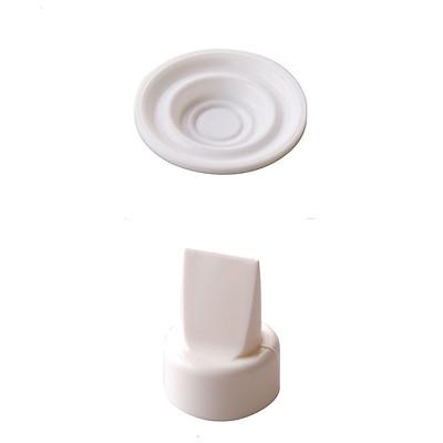 Combo 01 van + 01 màng phụ kiện cho máy hút sữa điện Unimom