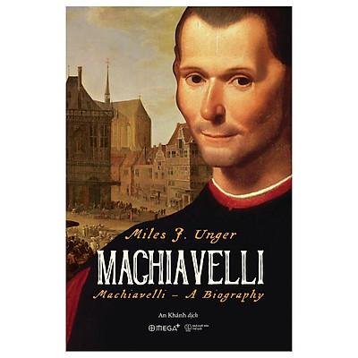 Sách - Machiavelli - Omega plus