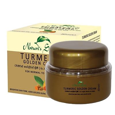 Kem trị mụn ngừa thâm Turmeric Golden Cream 50ml