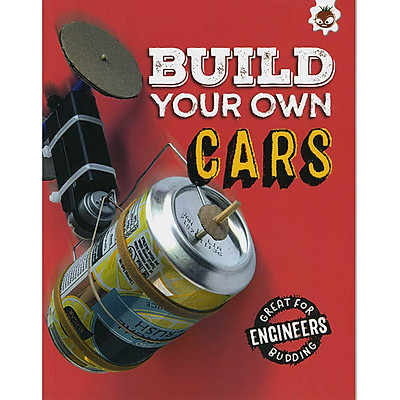 Sách tiếng Anh - Build Your Own Cars