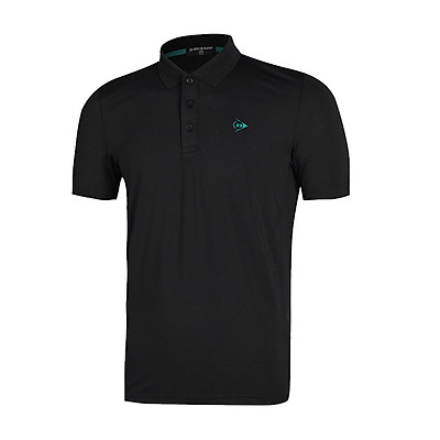 Áo thun thể thao Nam Dunlop - DATES9063-1C kiểu dáng Polo nam thoáng khí thoát mồ hôi tốt