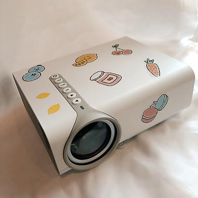 Máy Chiếu Phim Mini LED Độ Phân Giải 1080p HD YG530