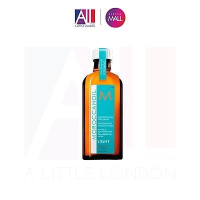 Tinh dầu dưỡng tóc sáng màu Moroccanoil Treatment Light 200ml (Bill Anh)