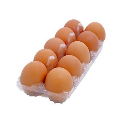 [Chỉ giao HCM] Combo 2 Vỉ Trứng Gà Công Nghiệp HYT- 20 trứng