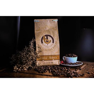 BỘT CÀ PHÊ RANG XAY NGUYÊN CHẤT - RANG MỘC ROBUSTA - M&T FINE COFFEE