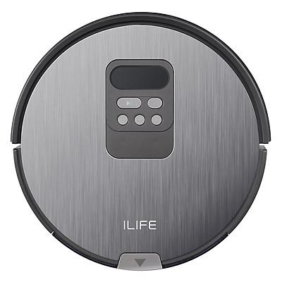 Robot Hút Bụi Lau Nhà iLife X750 (2000W) - Đen - Hàng Chính Hãng