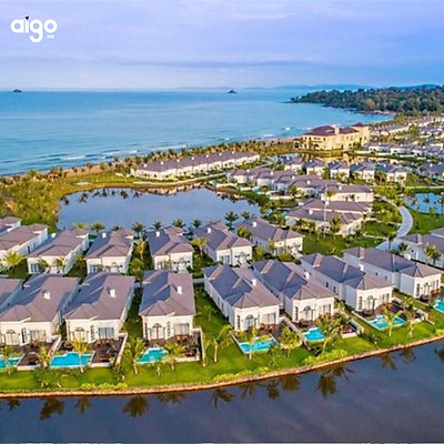 Villa Vinpearl Discovery WonderWorld Phú Quốc 2N1Đ   Ăn 3 bữa - Tặng phiếu quà tặng trị giá 700.000vnđ/phòng/villa