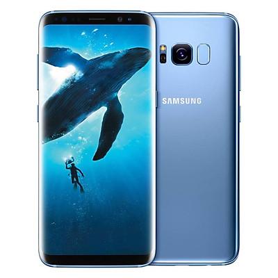 Điện Thoại Samsung Galaxy S8 - Bản Quốc Tế - Xanh San Hô