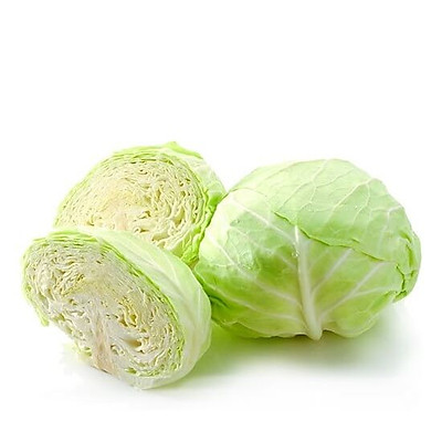 [Chỉ Giao HCM] - Bắp cải trắng - 1kg