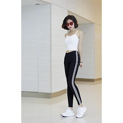 Quần Legging Nữ Dài, Siêu Đẹp M.O.N Boutique HS002