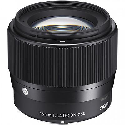 Ống kính Sigma 56mm f/1.4 DC DN (C) for Sony E (Chính hãng)