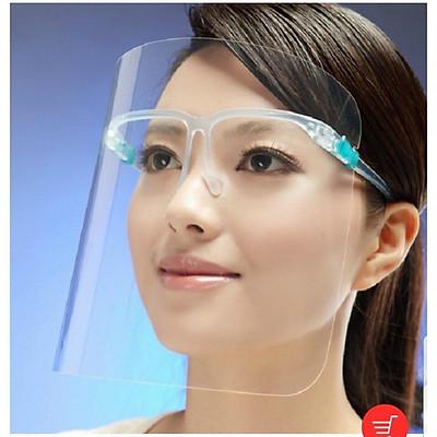 Tấm chắn mặt nạ bảo hộ ,chống giọt bắn , bụi , kính trong suốt , mặt nạ chống nước bọt