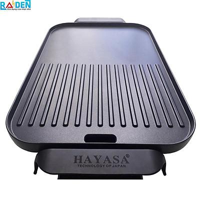 Bếp nướng điện nguyên khối cao cấp Hayasa Ha-661- Hàng Chính Hãng