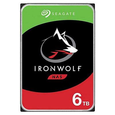 Ổ cứng HDD Seagate IronWolf 6TB ST6000VN001-Hàng Chính Hãng