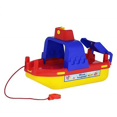 Tàu phà vận chuyển Laguna đồ chơi - Wader Toys