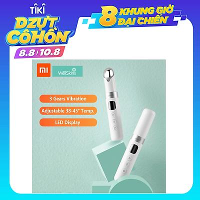 Máy Massage Mắt Làm Đẹp Mắt Đa Chức Năng Xiaomi Youpin Wéllskins Giúp Mát Xa Và Giảm Nếp Nhăn Mắt