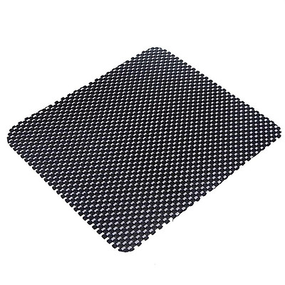 Car Non-slip Dash Mat Dashboard Phone Coin Sunglass Pad Holder Black
