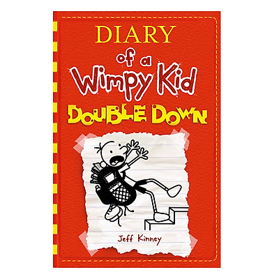 Truyện thiếu nhi tiếng Anh - Diary Of A Wimpy Kid 11: Double Down