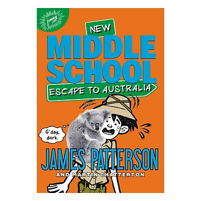 Sách tiếng Anh - Middle School: Escape To Australia