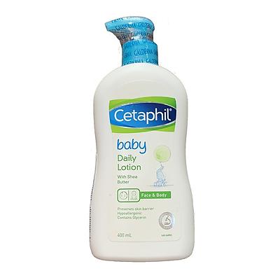Sữa Dưỡng Thể Toàn Thân Cetaphil Baby (400ml)