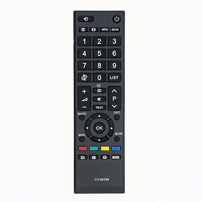 Remote Điều Khiển Cho TV LCD, TV LED TOSHIBA CT-90336