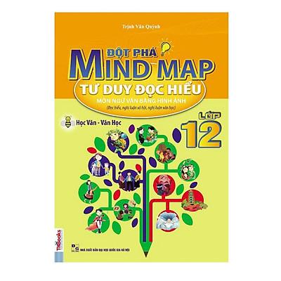 Đột phá Minmap - Tư duy duy đọc hiểu môn ngữ văn bằng hình học ( tặng 1 giá đỡ iring cute)