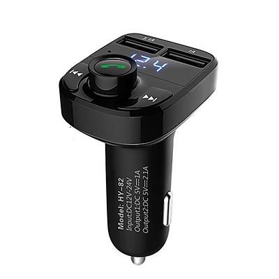 Bộ chia tẩu sạc ô tô cao cấp nghe nhạc MP3 USB HY-82